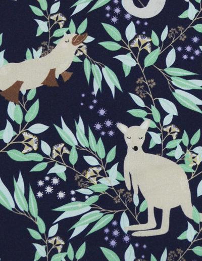 Aussie Animals fabric