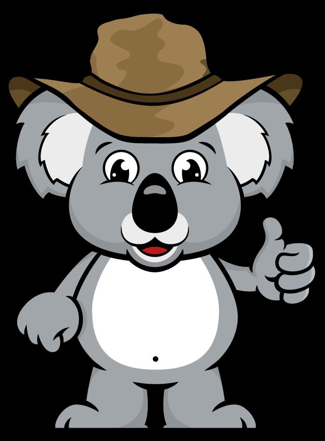 Souvenirs Koala