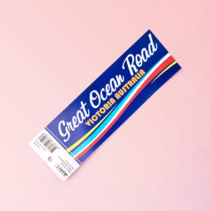 Great Ocean Road bumper sticker