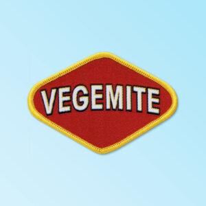 Vegemite logo badge