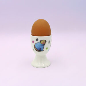 Barney Gumnut china egg cup. Robert the Wombat is on this egg cup.