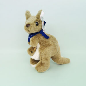 Australian Made Plush Kangaroo 20cm