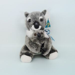Plush Koala and baby 25cm