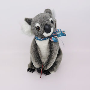 Plush Koala and boomerang 21cm