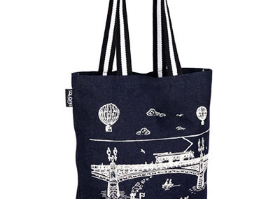 Melbourne denim tote