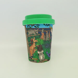 Wildlife Eco bamboo keep cup
