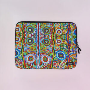 Neoprene laptop sleeve by Betty Club