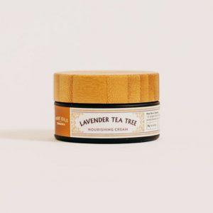 Pure OIls Of Tasmania Lavender Tea Tree nourishing cream