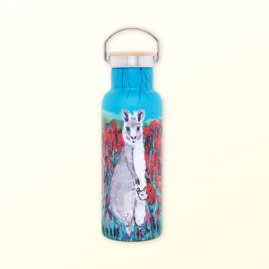 Kangaroo drink bottle