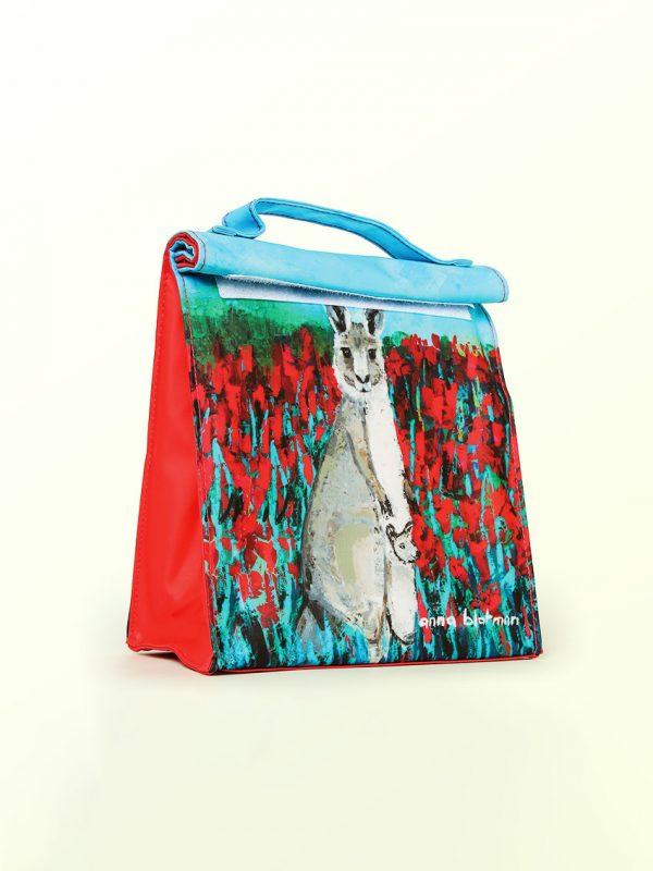 Kangaroo lunch bag