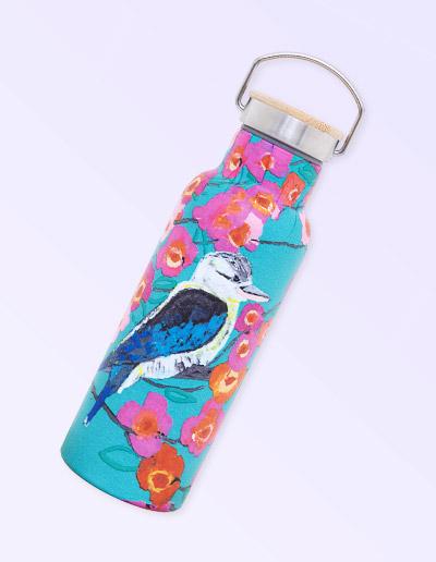 Kookaburra drink bottle