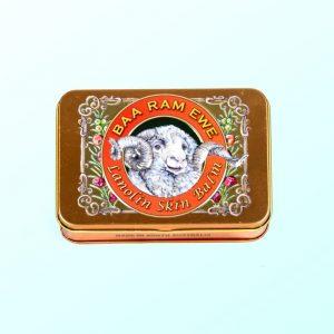 Lanolin skin balm small tin