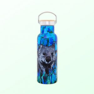 Wombat drink bottle