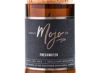 Freshwater Mojo candle