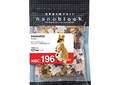 Kangaroo Nanoblock model