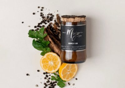 Peppercorn Mojo Candle