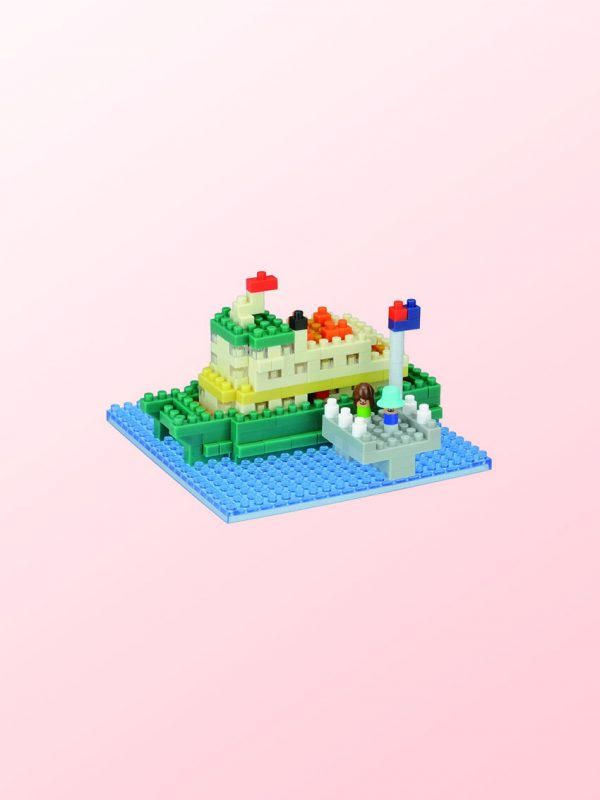 Sydney Ferry Nanoblock model