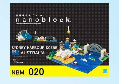 Sydney Harbour Nanoblock