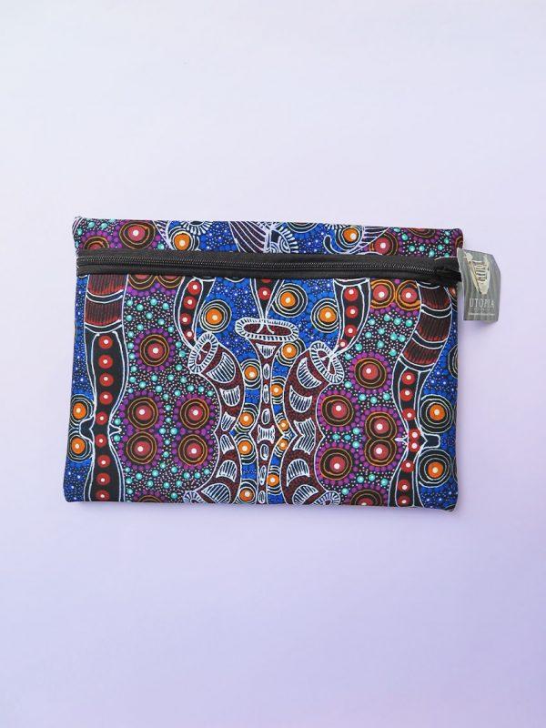 Australian Made Zipped case