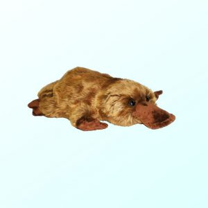 Platypus puppet