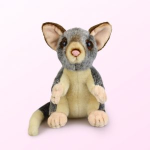 Possum plush toy