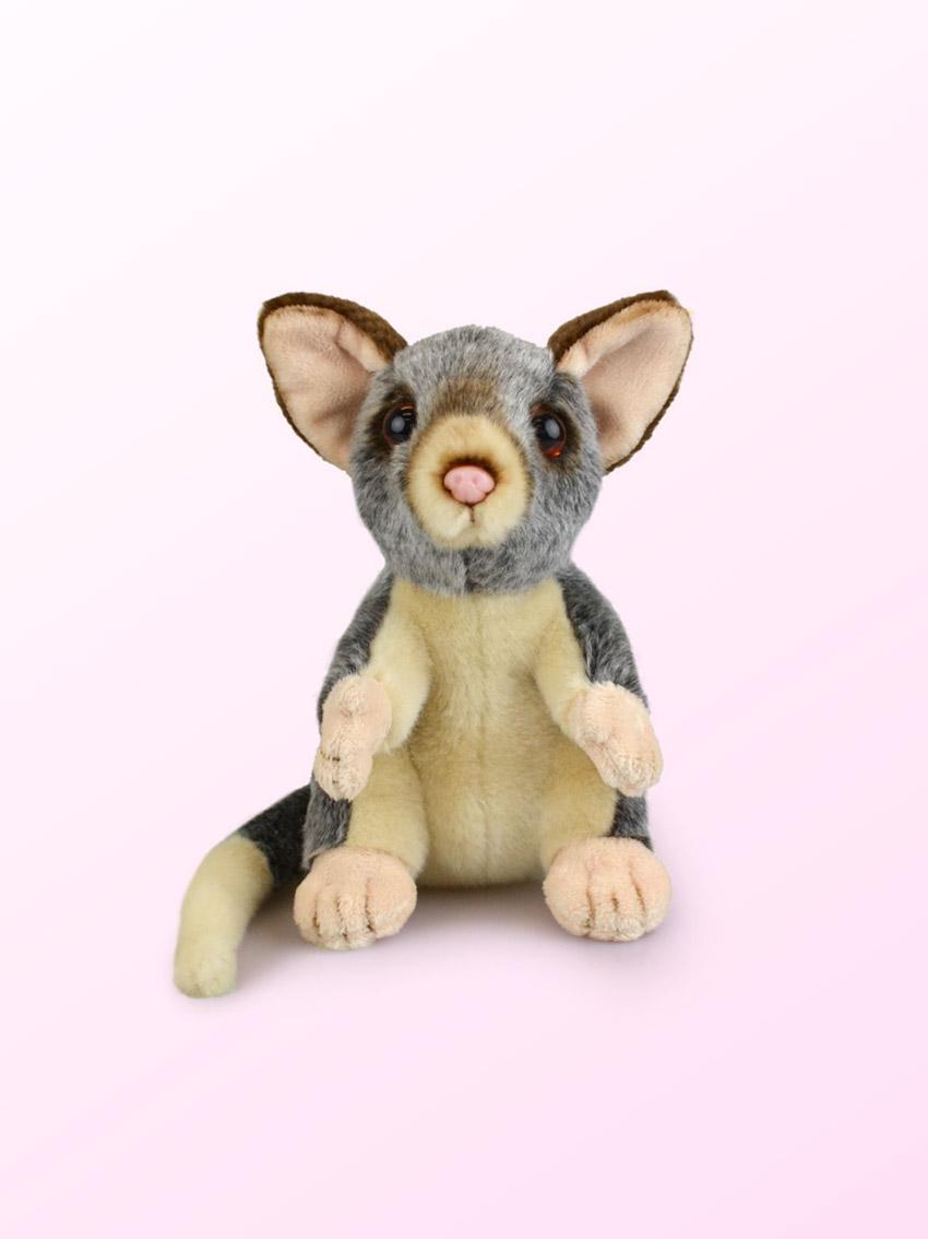 Possum plush toy