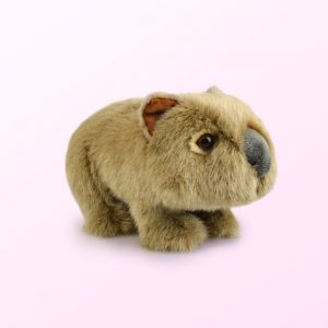 Wombat plush toy