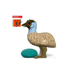 Eugy Dodoland Emu 3D model