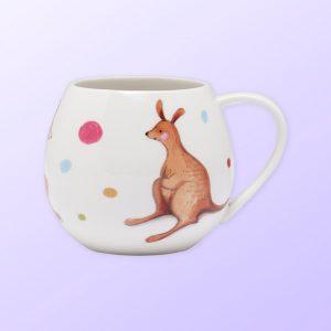 Barney Gumnut Kangaroo mug