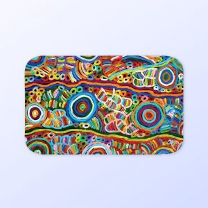 Betty Club design placemat