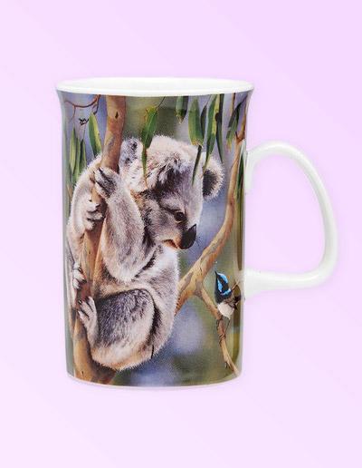 Koala design mug