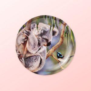 Koala design small plate
