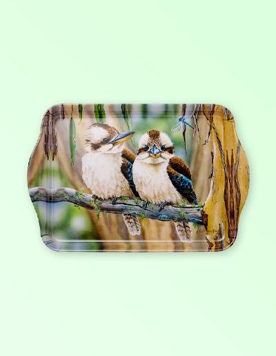 Kookaburra scatter tray