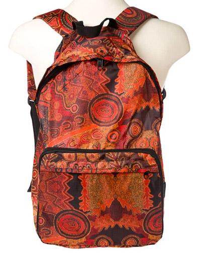 Theo Hudson design fold up back pack