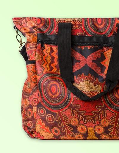 Theo Hudson Travel bag