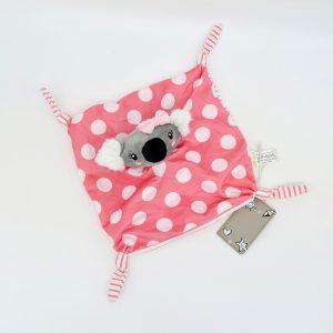 Pink Koala comforter
