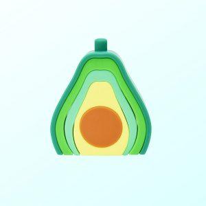Stackable avocado