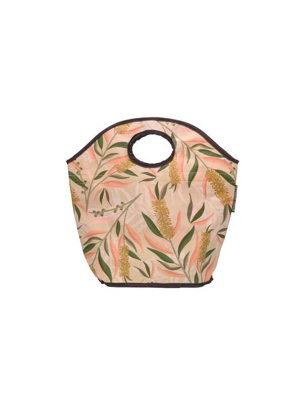 Bottlebrush lunch bag