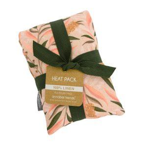 Bottlebrush heat pack