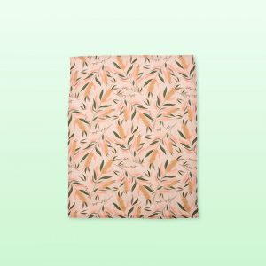 Bottlebrush tea towel