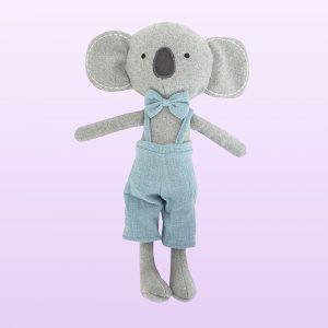 Blue Koala Cutie Plush toy