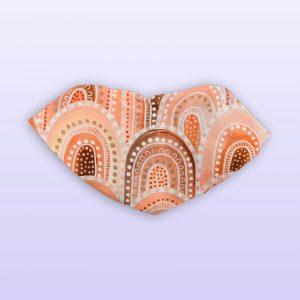 Sandhills baby bandana