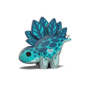 Eugy Dodolands Stegosaurus cardboard model